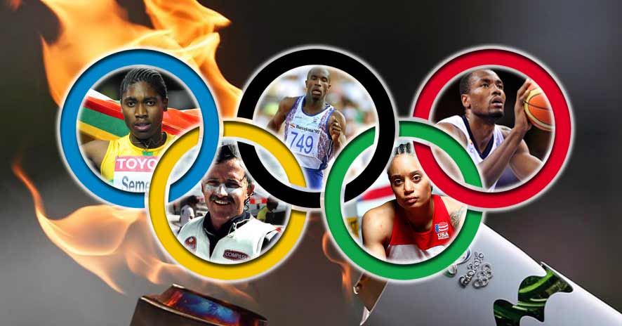More than just games – inspiring stories from the Olympics