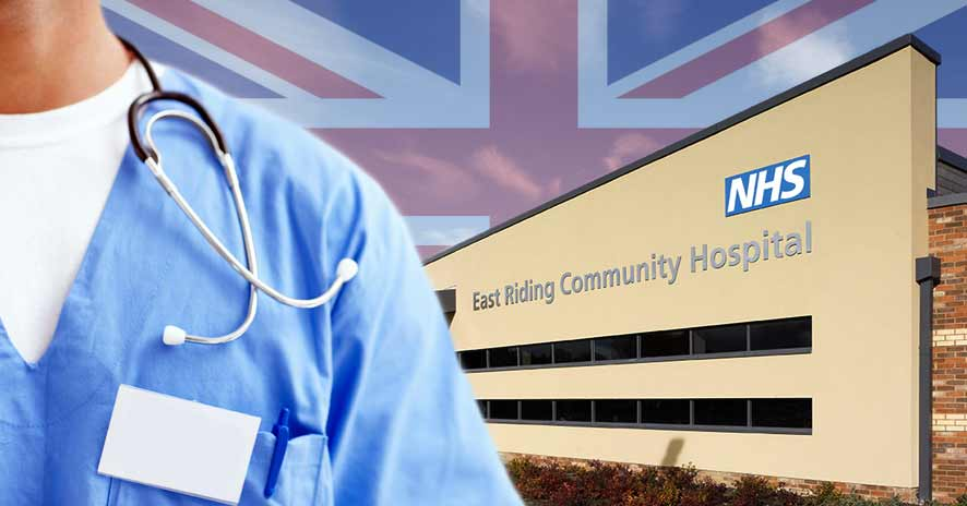 Making sense of the NHS when you arrive in the UK