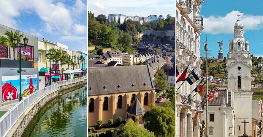 Top expat destinations for financial happiness