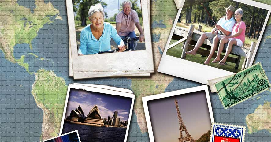 Why people decide to retire and become expats