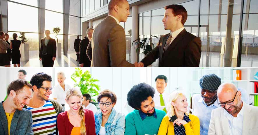 Differences between the UK and the USA corporate cultures