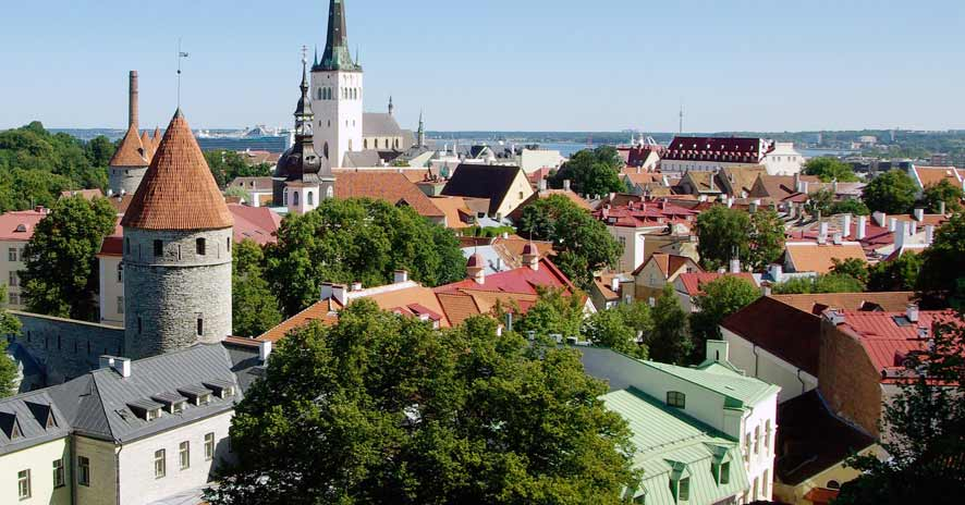 Far-flung places to immigrate to: Escape to Estonia