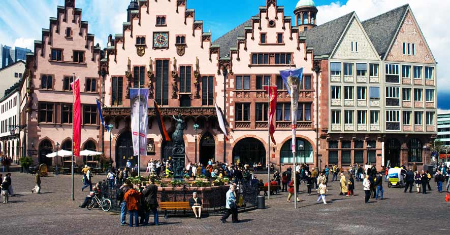 Why Frankfurt is gaining popularity amongst UK expats