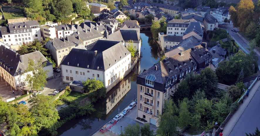 Far-flung places to immigrate to: Living in Luxembourg
