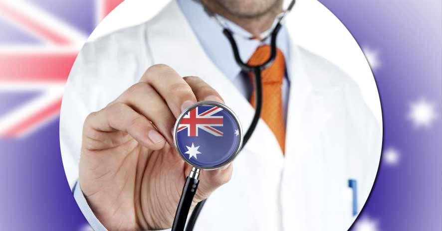 Staying healthy in Australia is going to cost non-resident expats more