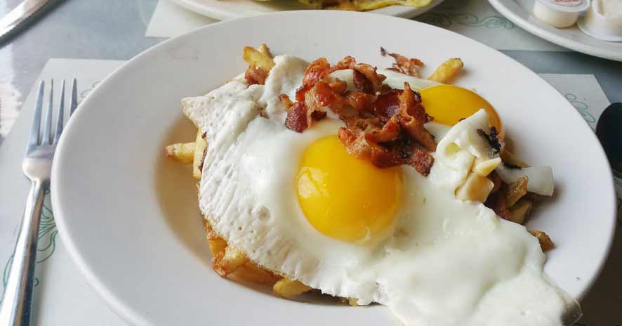 Where are the eggs? Overcoming breakfast culture shock as an expat