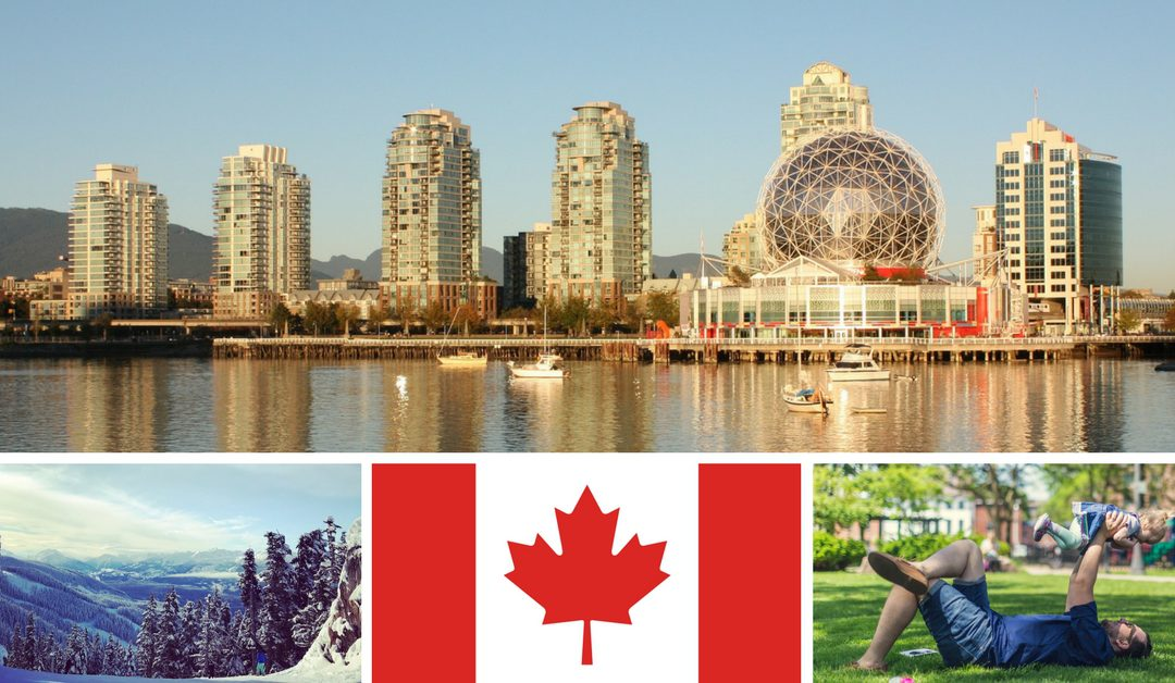 Seven reasons why Vancouver is one of the world's fastest growing cities.