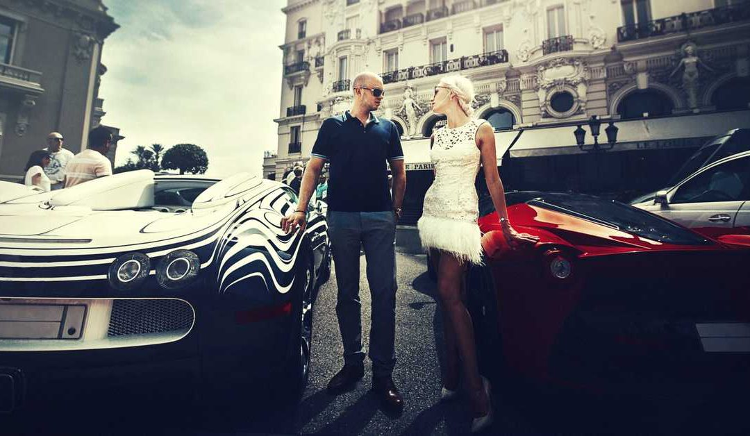 Preferred destinations for wealthy expats