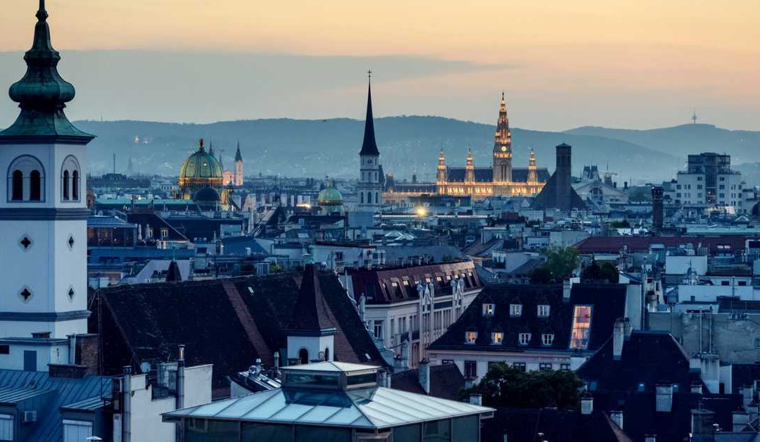 Vienna is the top city for expat quality of living