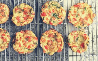 A Guide to protein Breakfasts you can make in a muffin tin at any age