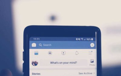 The modern features and changes of Facebook