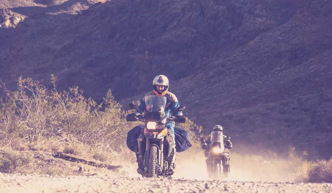 Three amigos adventure: Motorcycling through South Africa to Slovenia