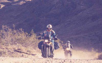 Three amigos adventure: Motorcycling through South Africa to Slovenia