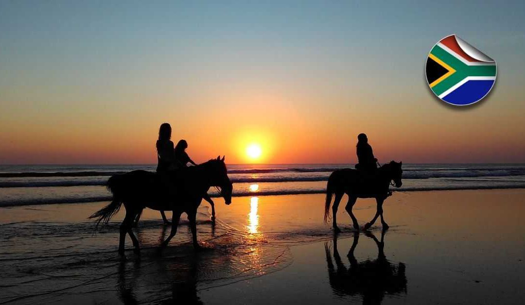 Horse riding safaris in Africa
