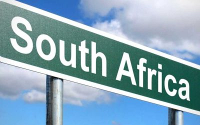 What is an address in South Africa?
