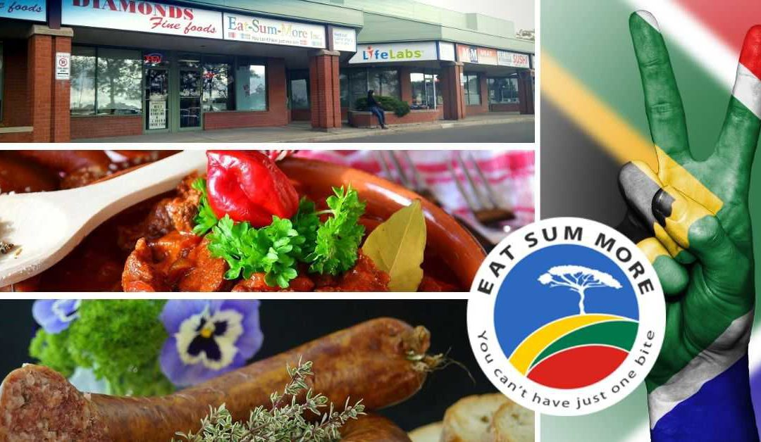 Eat Sum More South African food in Canada