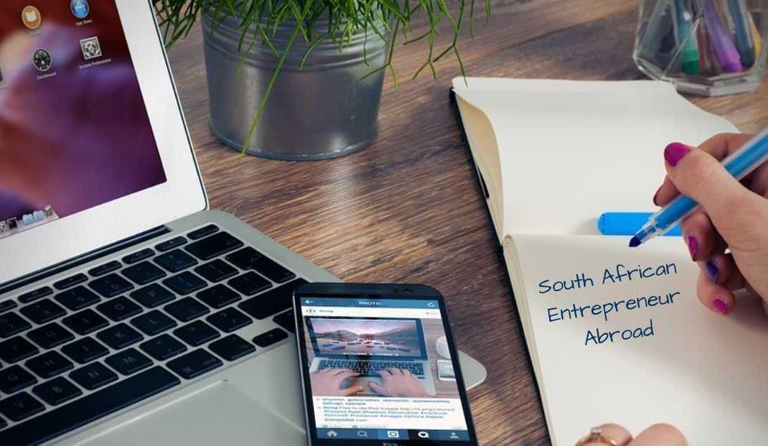 Financial emigration for South African Entrepreneurs