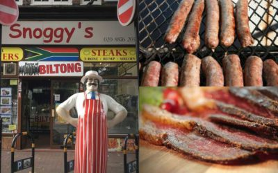 Buy Meat, Biltong, Ham, Droëwors, and More at Snoggy's Butcher Shop in the UK