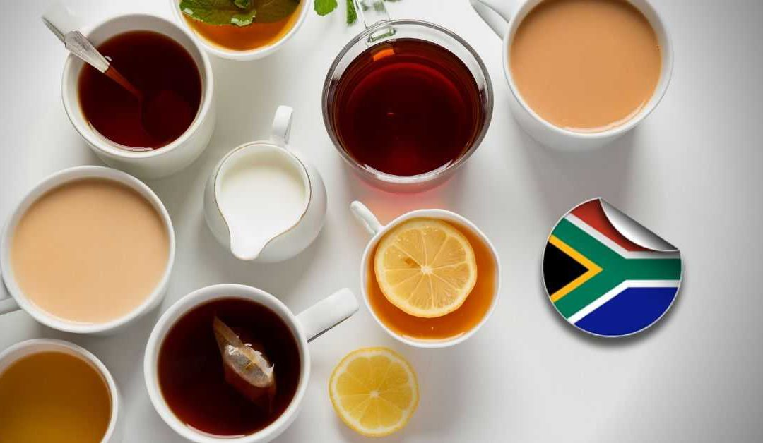 Red Bush Tea? Yes, That's Rooibos. Drink It Hot Or Cold!