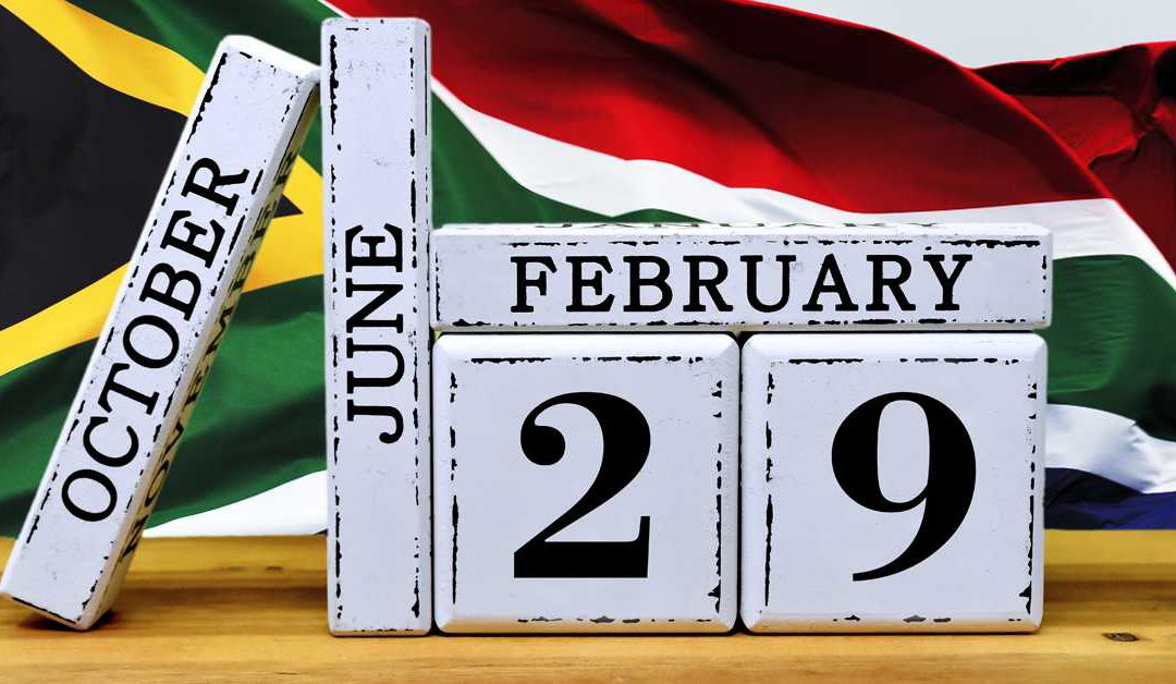 Did you know 2020 is a leap year?