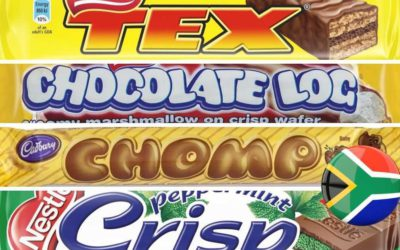 South African chocolates expats love