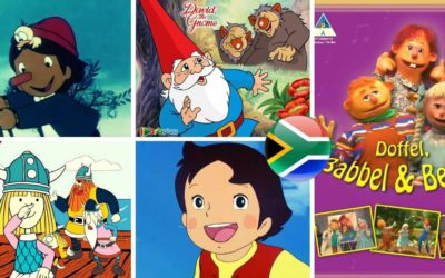 Old South African Kids TV Shows