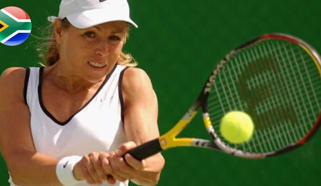 Amanda Coetzer: Famous South African Tennis Player