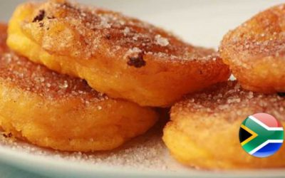 Traditional South African Pumpkin Fritters Recipe