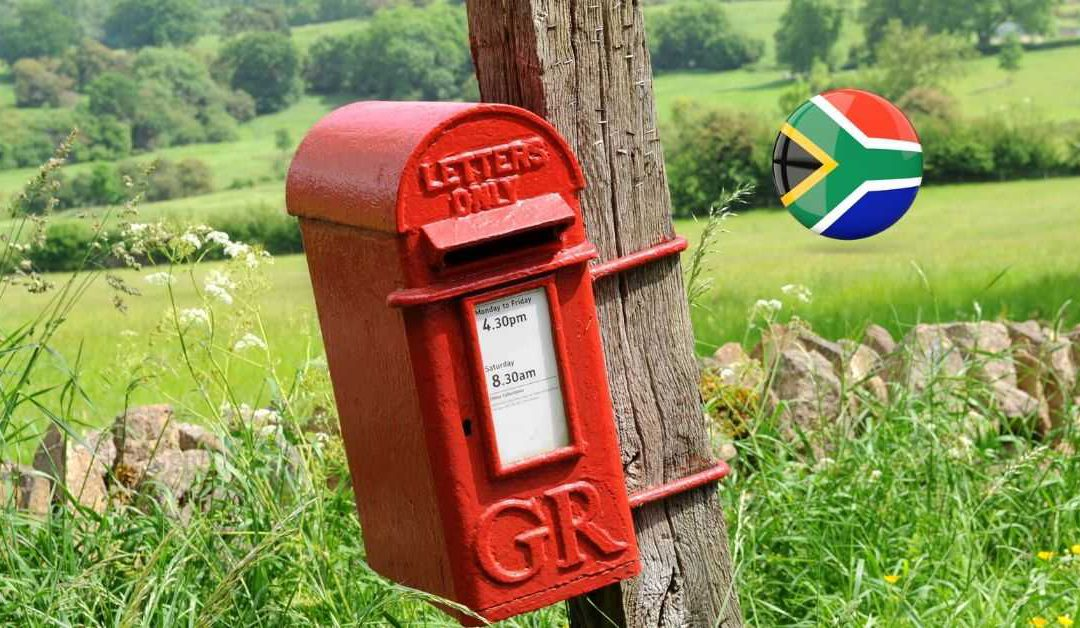 Why do South Africans love the UK countryside?