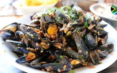 Mussels in White Wine: South African Edition