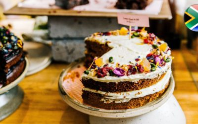 South African Carrot Cake