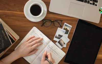 Home office organisation ideas, hacks & tips for a productive 2021