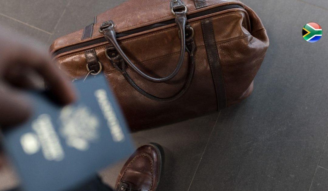 Top 5 countries attracting SA expats