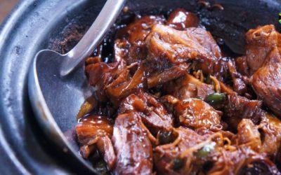 The ultimate beef & coke potjiekos recipe