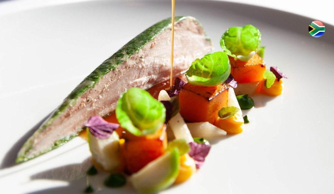 South Africa's first 2 Michelin star chefs; Jan Hendrik & Jean Delport