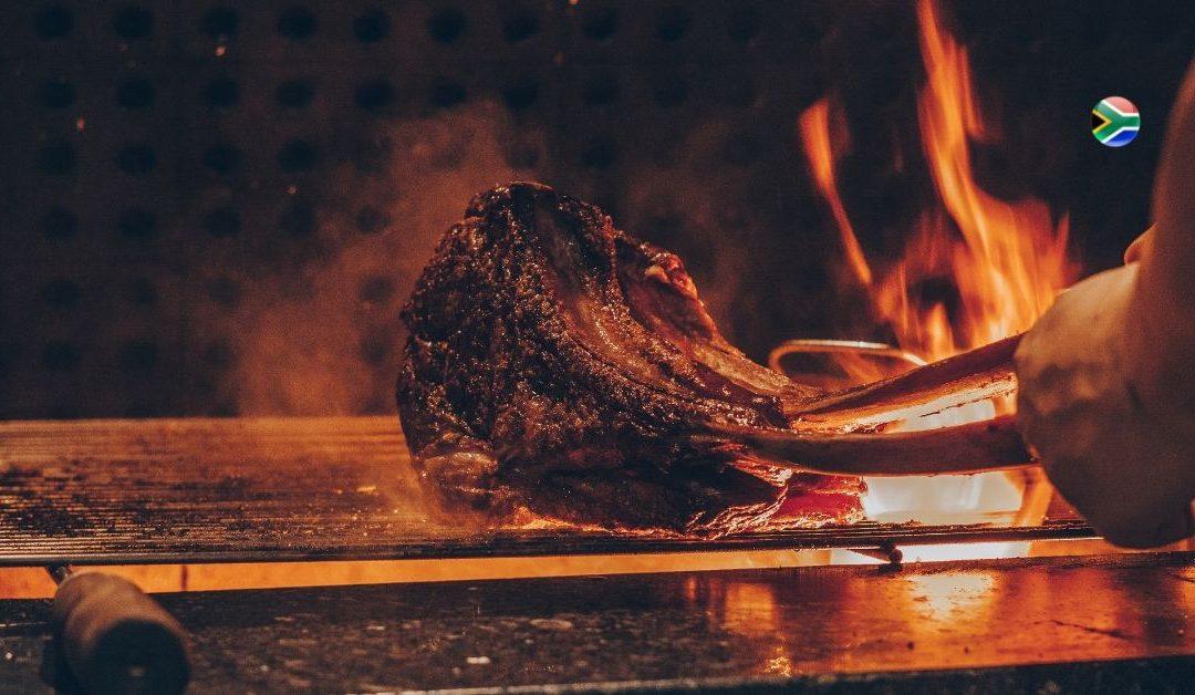 How to perfectly braai steak